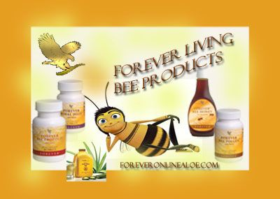 foreveronlinealoe Forever Bee Propolis natural antibiotics