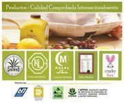 FOREVER LIVING PRODUCTS SERTIFICATS