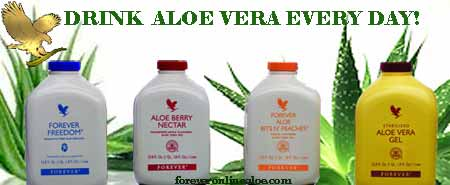 Buy Forever Aloe Vera Gel for better health