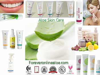 Buy Forever Aloe Vera Skin Care Products Online