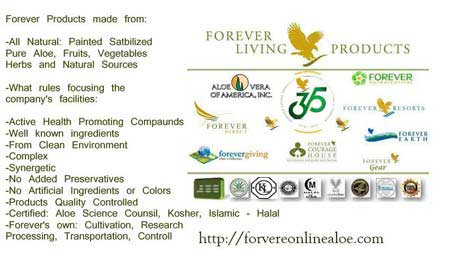 Forever Living Products in South Africa