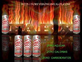 Forever FAB-X Natural Energy Drink