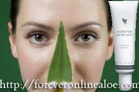Forever Aloe cream for dark spot