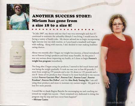 Weightloss with Clean 9-foreveronlinealoe1