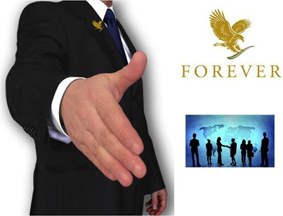 Distributor Join Register Forever Living
