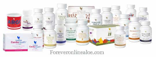 Forever Nutritional Dietary Supplement