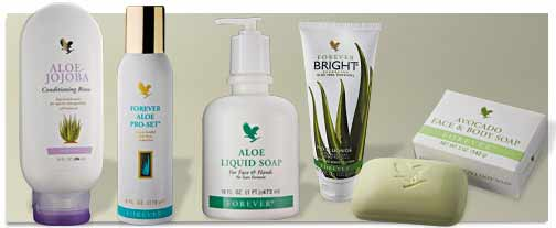 Forever Best Aloe Vera Personal Care